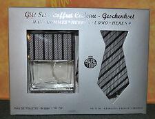 "Gift Set""Real Time & Krawatte Edition 7/Herrenduft/50 ml/OVP/NEU/Made in Paris"
