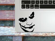 Batman Joker Macbook palmrest decal / Laptop sticker / fun decal stencil