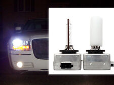 2x D1S HID Bulbs Upgrade for Chrysler 300c 2005-2010 (6000K Pure White Xenon)