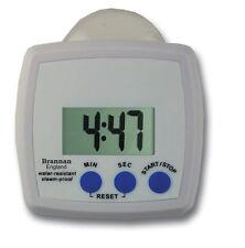 "COUNTDOWN TIMER WATER RESISTANT ""IP64"" SHOWER BATHROOM KITCHEN - 28/215/0"