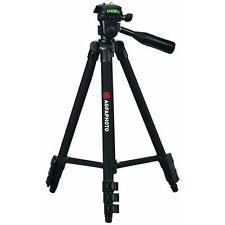 "AGFAPHOTO 50"" Pro Tripod With Case For Nikon Coolpix S1200pj S100"