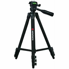 "AGFAPHOTO 50"" Pro Tripod With Case For Sony HDR-XR520V HDR-CX12"
