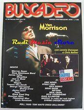 BUSCADERO 209 Van Morrison Fleetwood Mac Tom Waits Rick Danco Tonic NO cd  vhs *