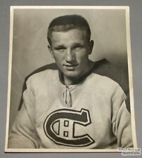 Original Early 50's Paul Masnick Mtl Canadiens photo