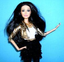 Barbie fashionistas Raquelle dreamhouse, pestañas, 100 Posen-cuerpo con articulaciones
