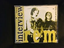 "R.E.M. ""Birth of a Monster� Interview Cd 1994 Rpm Records"