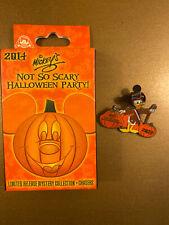2014 Disney Mystery Pin Box Mickey's Not So Scary Halloween Donald Duck