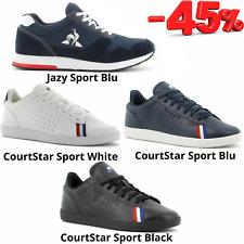 Le Coq Sportif Jazy e Courtstar Sport sneakers da uomo comode con lacci