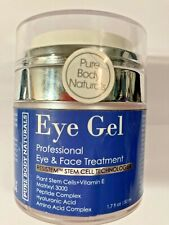 Pure Body Naturals Age-Defying Eye Gel, 1.7 Fluid Ounces New/Sealed