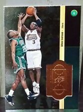 Allen Iverson card 98-99 SPx Finite #75