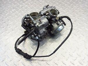 1989 89-96 Honda PC800 Pacific Coast OEM Carburetors Carbs Intake Assy REBUILD