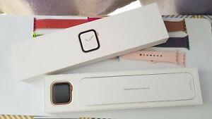 Apple Watch Series 4 40 mm Gold Aluminum Case (GPS + Cellular)