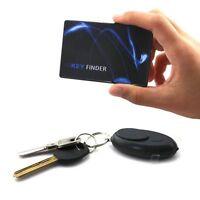 40m Credit Card Size Lost Key Finder Locator Find Locater Keychain