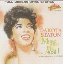 Dakota Staton - More than the Most! - Collectables CD 1994