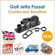 For VW Golf Jetta Passat Febi Crankcase Engine Block Breather Kit 06F 129 101 C
