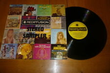 Sampler Pop 33RPM Speed Music Records