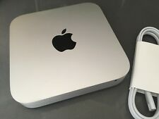 Mac Mini i7 2GHZ QUAD-CORE 16GB RAM 2x256GB SSD Sierra Thunderbolt SHIPS FAST