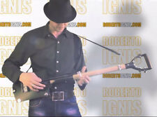 The Best Shovel Guitar - Cigar Box - Roberto Ignis !! Free Shipping Worldwide