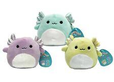 Squishmallow Axolotl Easter 3 Pack set - Anastasia Monica Treyton