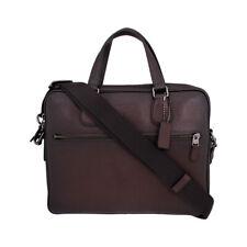 Coach Hudson 5 Men's Medium Leather Bag 87099QBOXB