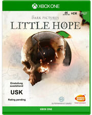 Microsoft Xbox One xbone juego The Dark Pictures Anthology little hope nuevo New