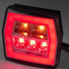 LED Rückleuchte  Schluss-Brems-Blinkleuchte,  links  / rechts