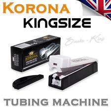 Korona KING SIZE Filling/Tubing Machine for Empty Cigarette Filter Tubes