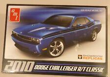Amt 1/25 2010 Dodge Challenger RT Classic Plastic Model Kit 671