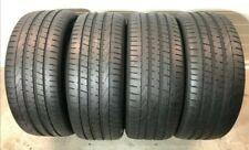 265-40-20 104Y  Pirelli pzero X4 summer tyres 3.5mm-4.5mm AO
