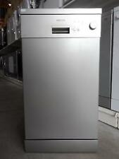Electra C1745S a + 10 Place Settings Slimline Silver Dishwasher