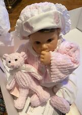 Retired Lee Middleton Doll Beary Precious By Reva Schick New In Box