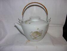 Noritake Melanie Handled Teapot with Lid Vintage Mid Century Rare Excellent