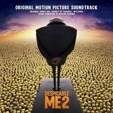 Various Artists, Pha - Despicable Me 2 (Original Soundtrack) [New CD]