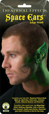 Reel F/X Green Space Ear tips Large theatrical prosthetic Makeup (e)