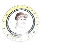 ROBERTO CLEMENTE - PITTSBURGH PIRATES - RARE - CADACO DISC =MINT CONDITION