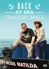 Timothy Spall: Back at Sea DVD (2016) Timothy Spall ***NEW***