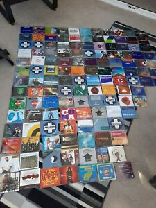 Large Collection CD Singles .. Mainly Dance
