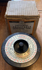 Johnsons Universal Adjustable Developing Tank for 35mm Camera Films Kodak Ilford