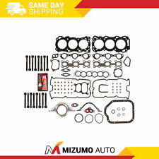 Full Gasket Set Head Bolts Fit 02-06 Nissan Murano Quest Altima Maxima VQ35DE