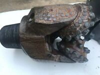 "12 1/4"" Halliburton Tricone Drill Oilfield oil well drilling Bit EQH04R 12-1/4"""