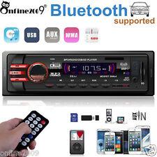 Radio Del Coche Audio 1din SALPICADERO RECEPTOR SD USB MP3 Reproductor de música