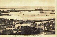 CPA - Carte postale - FRANCE - CHERBOURG - Panorama de la Rade (iv 813)