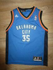 Kevin Durant #35 Oklahoma Ciudad Thunder adidas NBA Camiseta 6 / 7x