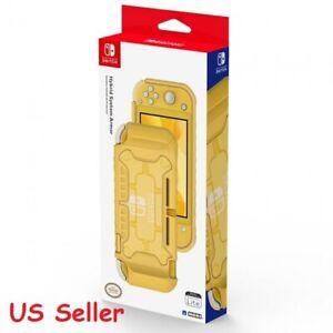 Hori Official Nintendo Switch Lite Hybrid System Armor TPU Case Yellow