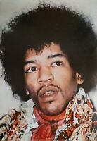 Jimi Hendrix – Portrait Poster Anabas A107 VG