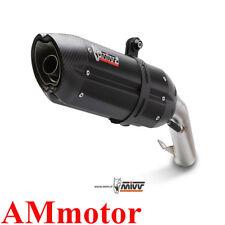 Scarico Completo Mivv Honda Cbr 125 R 2012 12 Terminale Suono Black Moto