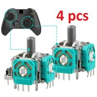 4X Replacement 3D Controller Joystick Axis Analog Sensor Module For Xbox One PS4