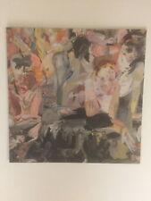 Cecily Brown, Private View invitation carte, Gagosian Gallery, 2013