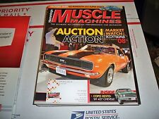 HEMMINGS MUSCLE MACHINES APRIL 2008