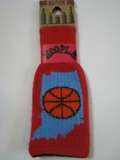 Freaker Hoopla Bottle Koozie Insulator Indiana Basketball Beer Can Wine Water